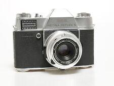 Kodak Retina Reflex S mit Retina Xenar 2,8/50mm