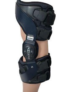 DonJoy Knee Brace Medium Everyday Left Medial Knee Brace Adult