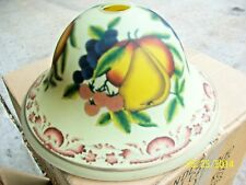 Glass Decorative Lamp Shade NIB