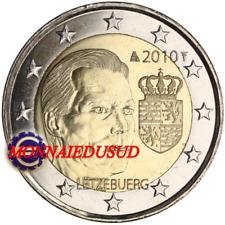 2 Euro Commémorative Luxembourg 2010 - Armoiries du Grand Duc