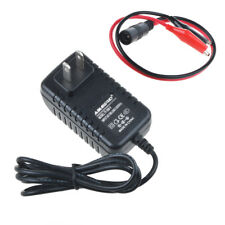 12V Charger for Kid Trax Dodge Ram Charger Police Car Mercedes Mini Cooper Jeep