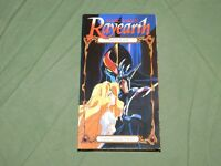 "Magic Knight Rayearth ""Midnight"" (1999 VHS) Anime Works"