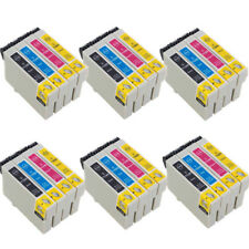 24 Ink For Epson DX8400 DX8450 DX7400 DX7450 SX215 SX105 SX200 SX205 printer