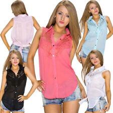 Maglie e camicie da donna camicette colletto classici s