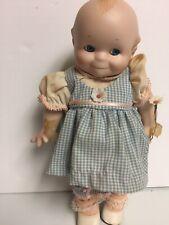 Danbury Mint Kewpie Doll 12� Porcelain Vintage Jesco 1997