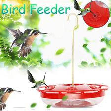 New listing Creative Bird Feeder for Outdoor Hanging Hummingbird Feeding Water Feeders Yard