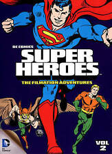 DC Super Heroes: The Filmation Adventures Vol. 2, DVD, Various, Various, Very Go