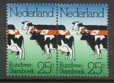 NVPH nr.1052 dubbele koe 1974 postfris (MNH)