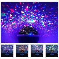 LED Night Light Star Sky Projection Lamp TOYS FOR BOYS GIRLS Xmas Gift for Kids
