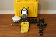 Trimble R8 Model 3 GPS GNSS Glonass Base or Rover Receiver w/ TSC3 Access 2015