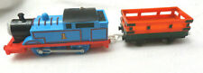 Thomas & Friends Engine Trackmaster Thomas No.1 and Freight Car Works