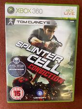 Splinter Cell Conviction - Xbox 360 - Free UK Post.