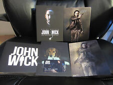 John Wick Devil Edition [FilmArena] Blu-Ray Steelbook FAC Exclusive Region B