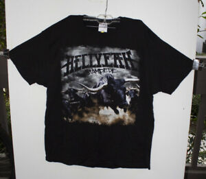 HELLYEAH Stampede Album Cover Band T-shirt Mens Size XL