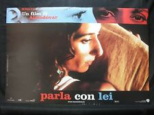 FOTOBUSTA CINEMA - PARLA CON LEI - ALMODOVAR - 2002 - DRAMMATICO - 01