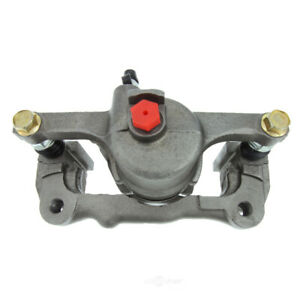 Disc Brake Caliper Rear Left Centric 141.69502 Reman