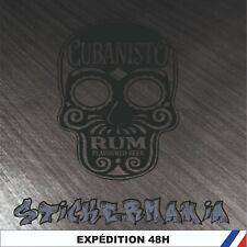 cubanisto JDM logo 20 cm - autocollants Stickers adhésifs pour voitures