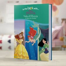 Personalised Childrens Book Princess Tales of Bravery - Hardback - In The Story
