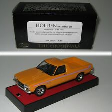 Holden HX Sandman Ute Color Papaya TR46 -1 43 Scale TRAX