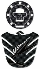 Stickers Kit 3D Tank Guard Compatible Motorcycle Suzuki Vstrom 2002-2011