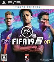 USED PS3 PlayStation 3 FIFA 19