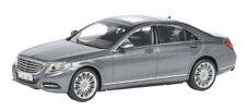 Schuco Mercedes-Benz S-Klasse 1:43 grau Limitiert 500 Sammler Modell Auto