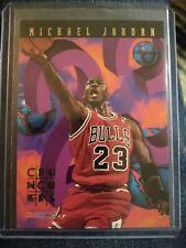 MICHAEL JORDAN 1995-96 NBA HOOPS CRUNCHERS #1 🔥🔥 CHICAGO BULLS HOF