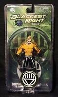 DC Direct Blackest Night Series 3 Black Lantern Aquaman Figure ~ New MIP 2009