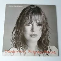 Marianne Faithfull - Dangerous Acquaintances - Vinyl LP UK 1st Press NM