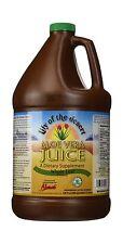 Lily of The Desert Organic Aloe Vera Juice Whole Leaf 128 Fluid... Free Shipping