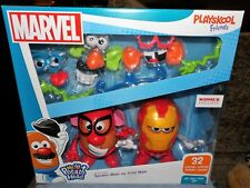 MR. POTATO HEAD MARVEL 2016 SPIDER-MAN VS IRON MAN KOHL'S EXCLUSIVE