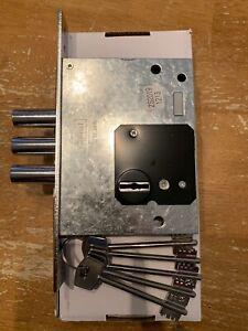 Mortise High Security Deadbolt Lever Lock Wooden/Metal Door, Safe(You Can Offer)