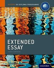 Ib Myp: Extended Essay by Kosta Lekanides (2016, Paperback)
