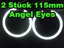 Angel Daemon Halo Eyes CCFL Rings 2 Pcs.115mm Neon Rims Ballast Pic. Instruction