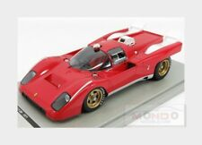 Ferrari 512M Test Version 1971 Red TECNOMODEL 1:18 TM18-55A Model