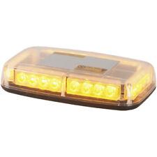 12 / 24VDC LED Strobe Light with Magnetic / Permanent Base