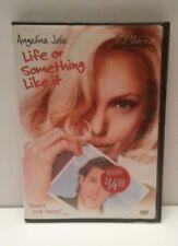Life or Something Like It 2002 DVD Angelina Jolie