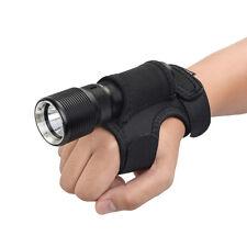 TrustFire 3000LM XM-L2 LED Waterproof Steples Scuba Diving Flashlight Torch IPX8