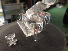 Swarovski Crystal GRAND PIANO 7477nr000006 Silver Crystal Piece Original Package
