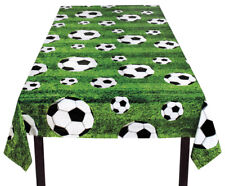 FOOTBALL THEME PARTY TABLECLOTH 120 x 180CM