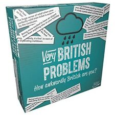 Very British Problems Card Game 1797030065