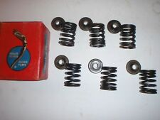 6 Exhaust Valve Springs & Rotocap Spring Rotators 1938-1947 Chevrolet 216 CHEVY