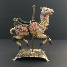 Tobin Fraley Carousel Camel with Brass Base Limited 4th Edition Animal