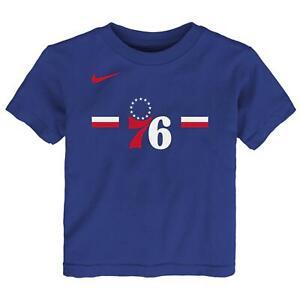Nike NBA Little Kids (4-7) Philadelphia 76ers Essential Logo Tee Shirt