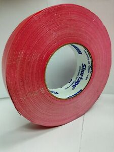 SHURTAPE PC-622 RED 1.5 in x 60 yds Premium-Grade Stucco Duct Tape