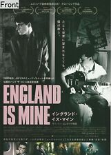 England Is Mine (2019 Japanese) Promotional Poster :The Smiths