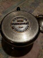 VINTAGE Farberware 2 Quart 18/10 Stainless Steel Saucepan with Lid / nice shape