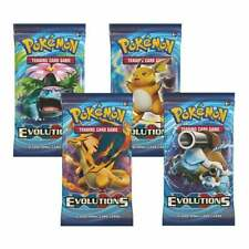 1 POKEMON XY EVOLUTIONS BOOSTER PACK | 1 BOOSTER PACK