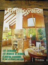 Art et décoration la revue de la maison n°265