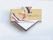 YMCA Gymnastics Lapel Pin - NICE MEMBERSHIP DESIGN